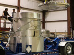 Robatel completes the first annual maintenance of the RT-100 Type B transport cask